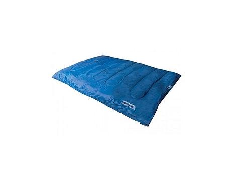 HIGHLANDER BLUE SLEEPLINE 350 DOUBLE SLEEPING BAG