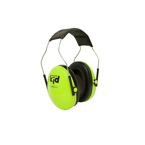 BISLEY YELLOW KIDS 3M PELTOR HEARING PROTECTION