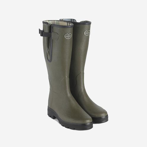 Le Chameau Ladies Vert Vierzon Welly Boots