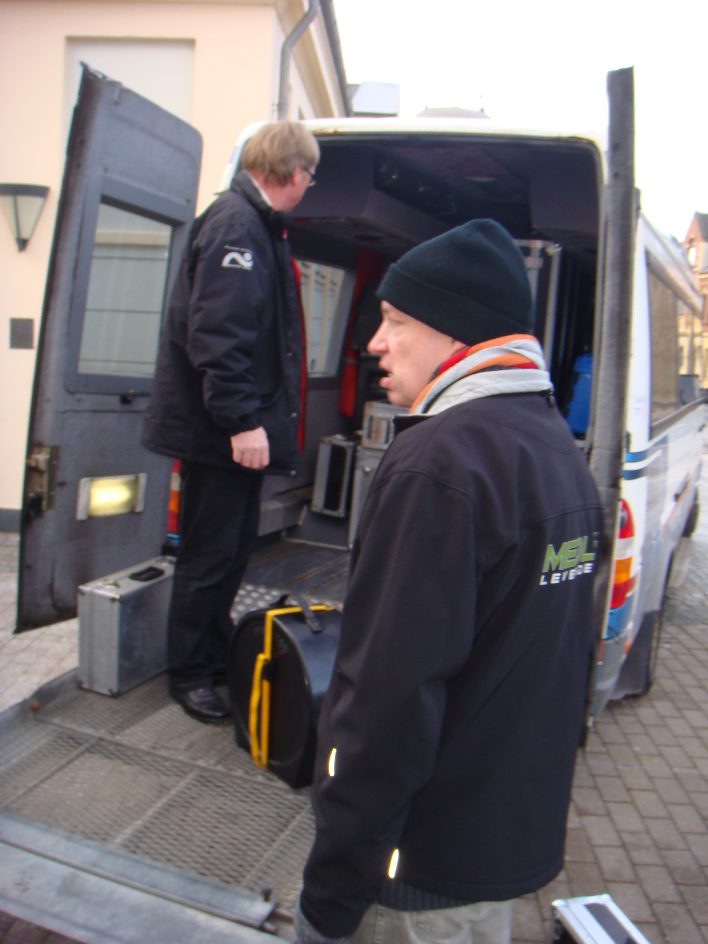 2009 - Bussen pakkes