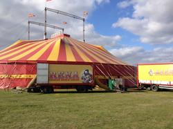 2012 - Medley, Cirkus Arena, Dragør