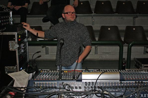 2012 - Antvorskovhallen, Slagelse