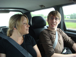 2008 - on the road