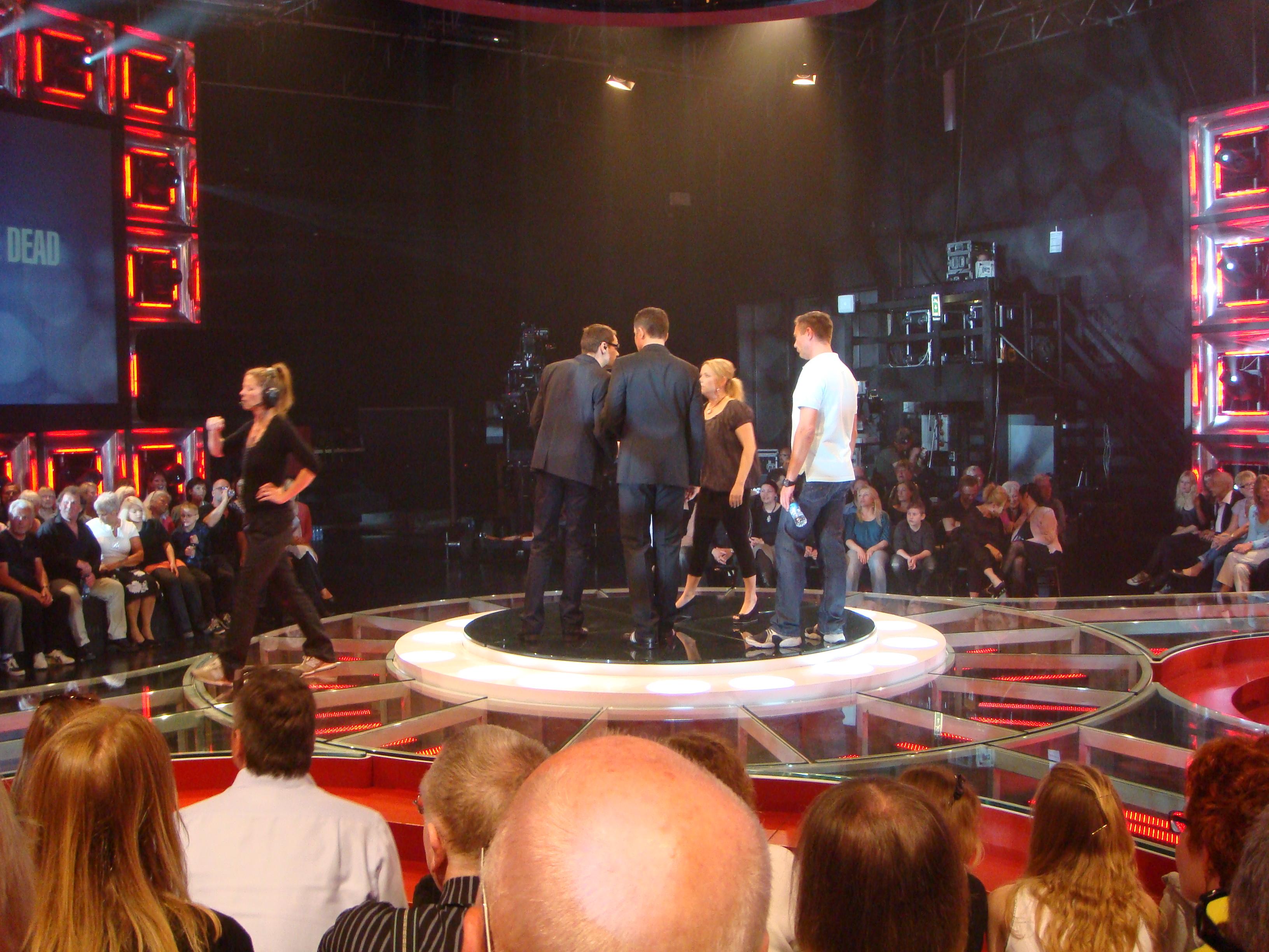 2013 - Marlene, tv-optagelse