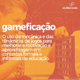 A crescente utilização de abordagens pedagógicas baseadas em games faz da gamificação uma das principais tendências de ensino desta década. É provável que os jogos façam parte da experiência de aprendizagem da maioria dos estudantes.