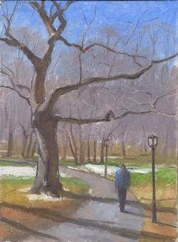 Dan Gheno, Winter Walkabout 1, 2009