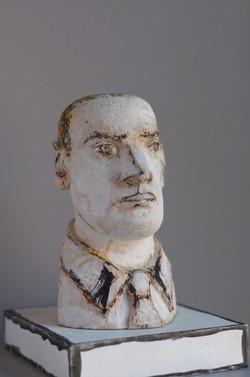 Jonathan Shahn, Wooden Sculpture