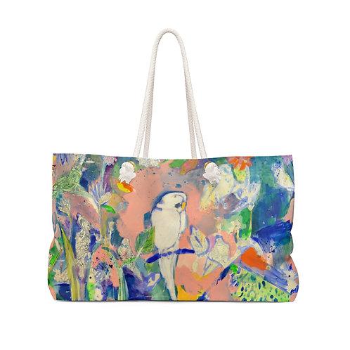 Weekender Bag: Parrot