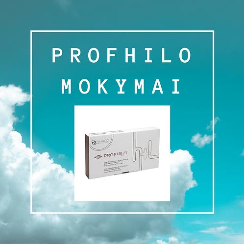 PROFHILO | Profhilo Apmokymo Programa