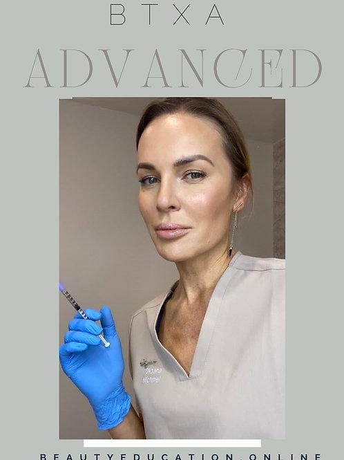 BTXA ADVANCED | Botulino Toksino Injekciju Apmokymo Programa Pazengusiems