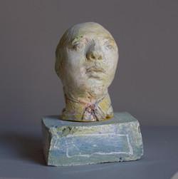 Jonathan Shahn, Plaster Sculpture