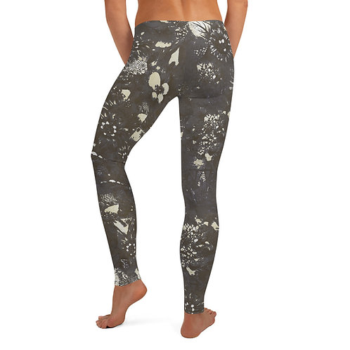 Leggings: Flower Garden