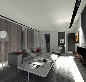 architecture et aménagement intérieur d'appartements et de maisons sur Lyon