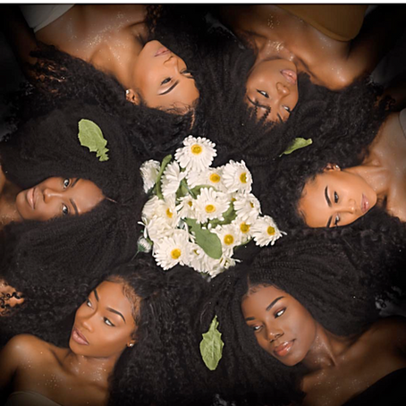 Queen Bees of the week: Sailor Sisters owners of hair brand Kurl Girls #naturalistaappreciation