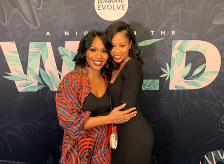 I have not been inspired! :( + Woman Evolve & meeting Sarah Jakes Roberts (video and pics included)
