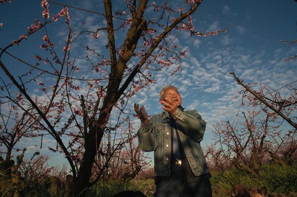 Mas recounts life on his family farm