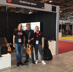 28-11-2018 Cremona Mondomusica con Schertler Acoustic Swisse Made