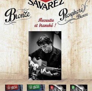 Grazie Savarez, un vero onore per me essere testimonial di questo importante brand!