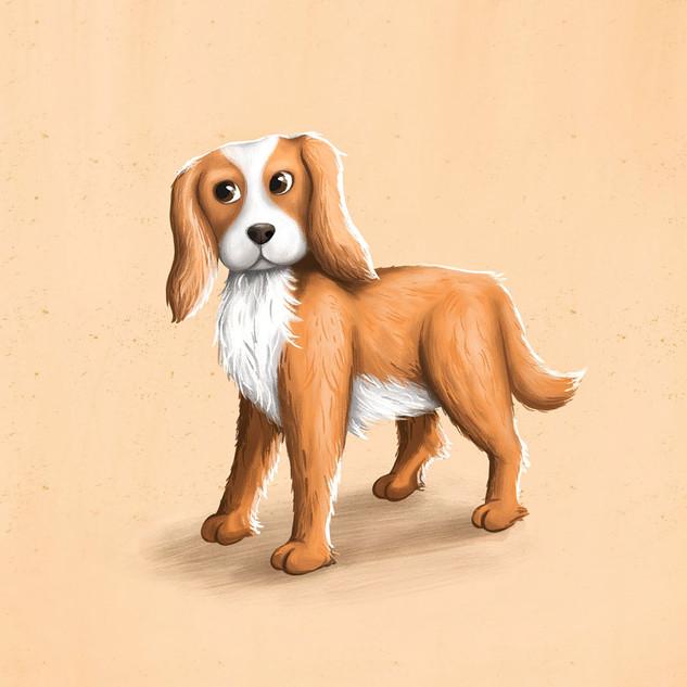 Charakter Illustration