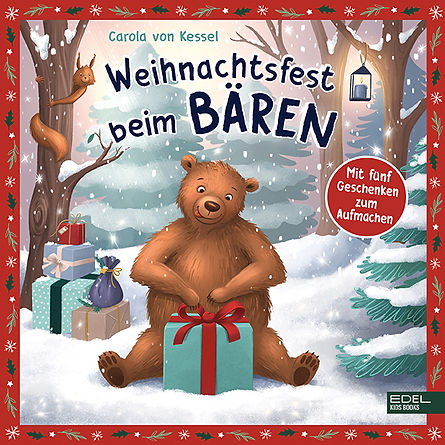 Weihnachtsfest beim Bären