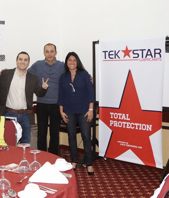 One of TekStar's best supporters