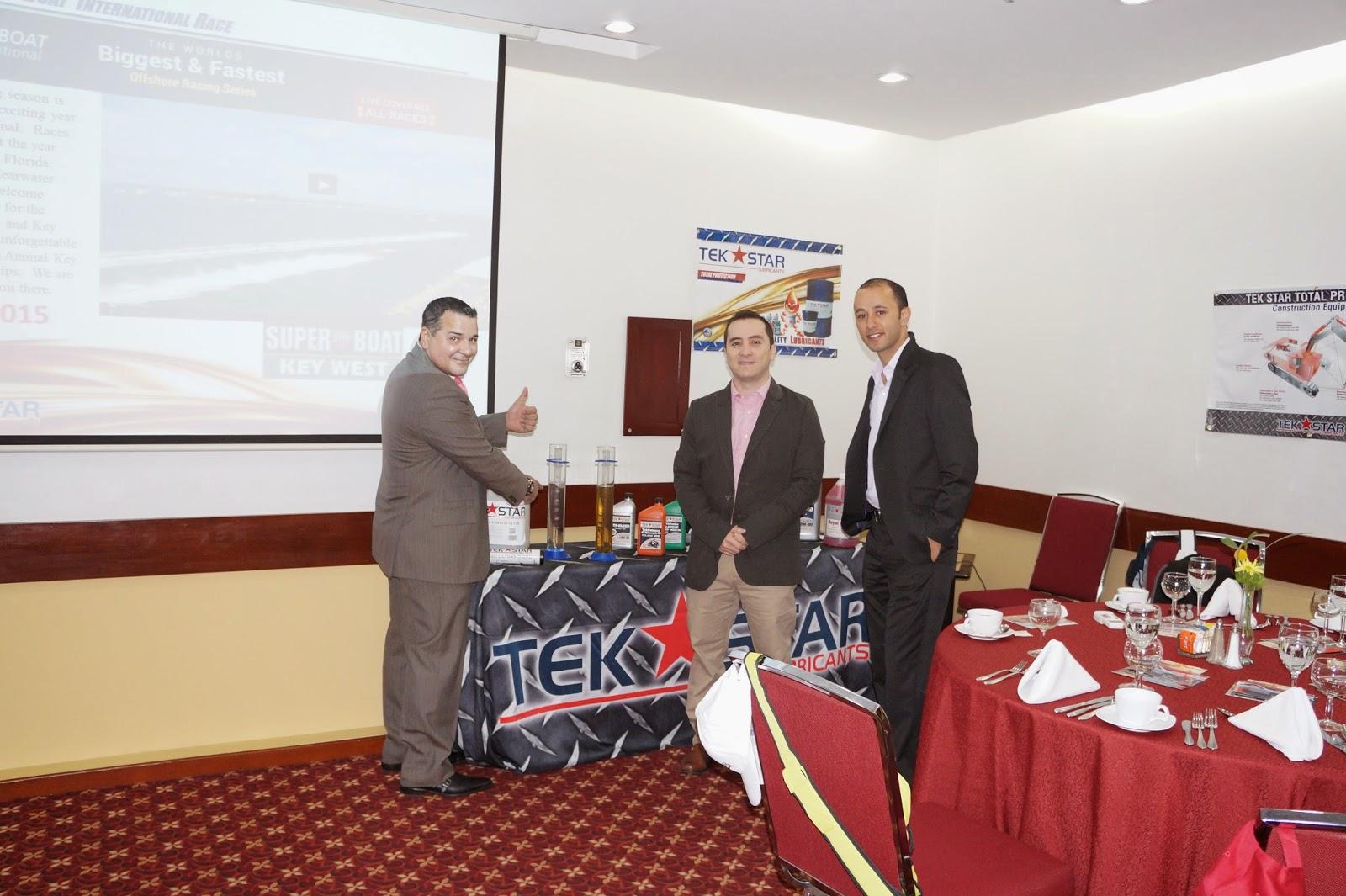 Lanzamiento Bogota - August 2014