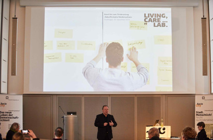 Thomas Bade, CEO Institute for Universal Design