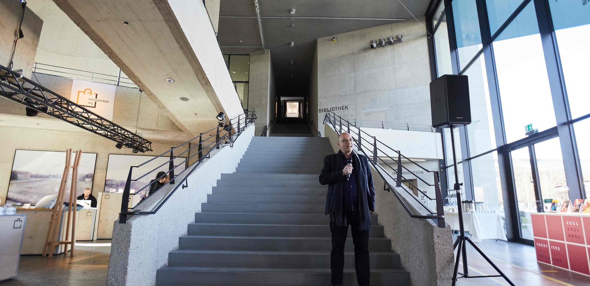 Boris Kochan, Präsident Deutscher Designtag e.V.