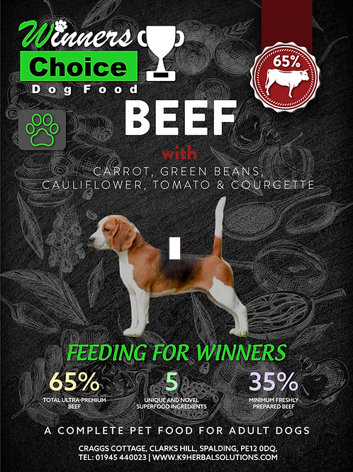 BEEF AND SUPERFOODS