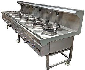 7+6 Wok master cooker
