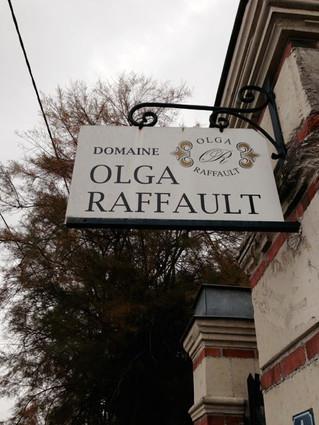 Wines that last a lifetime, domaine de prédilection d' Yves: Olga Raffault