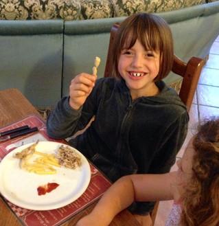 Fish & Chips c'est passé - Grenouilles aux Frites c'est nouveau!