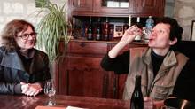 Les femmes du vin (viticultrices) de la Loire au Languedoc-Roussillon