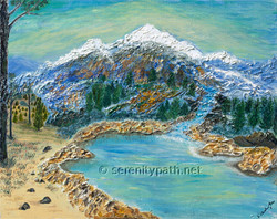 """""""Purple Mountain Majesty"""""""