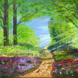 """""""Path in the Woods"""""""