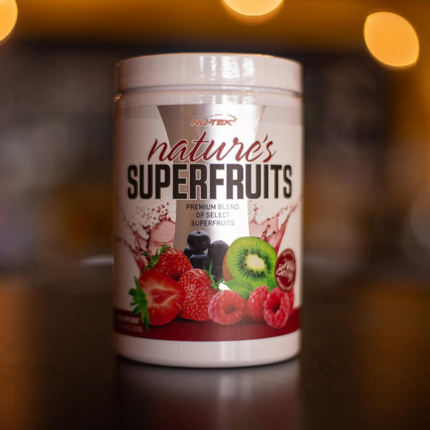 NATURE'S SUPERFRUITS