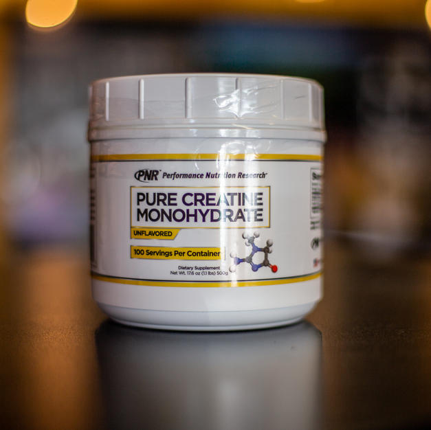 PURE CREATINE MONOHYDRATE