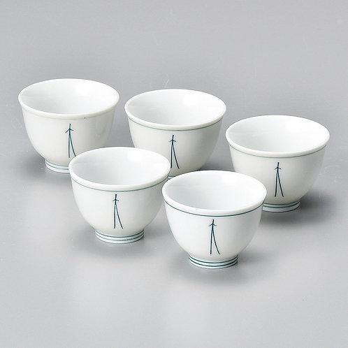 MINOYAKI SMALL SENCHA TEA CUP
