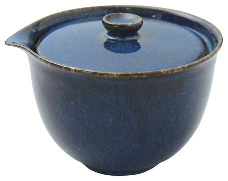 HOUHIN TEA POT - BLUE