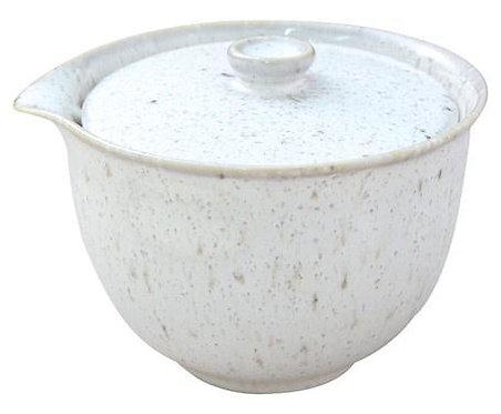 HOUHIN TEA POT - WHITE
