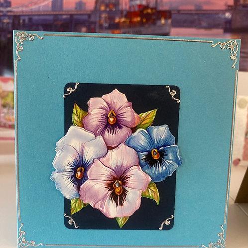 Valentis oder Grusskarten