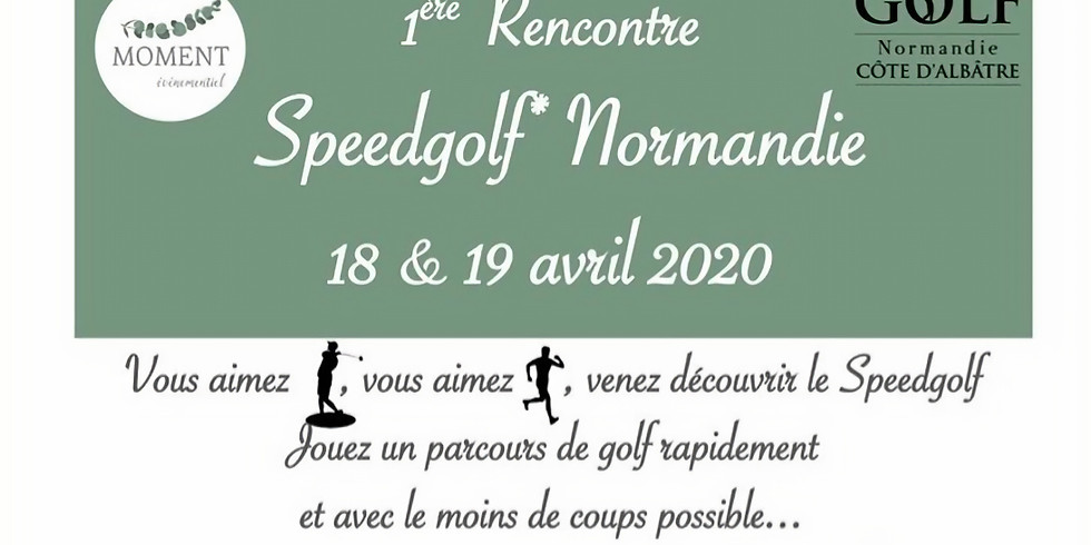 Annulé - 1ère rencontre Speedgolf Normandie