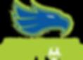 logo GP simplifier + ombre logo + texte
