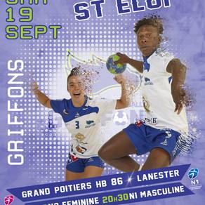 Matchs du 19 septembre