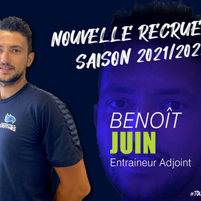 Le Grand Poitiers Handall 86 étoffe son staff