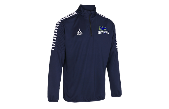 Sweat Argentina 1/2 ZIP Adulte