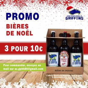 Bières des Griffons
