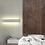 Thumbnail: מנורת קיר מודרנית