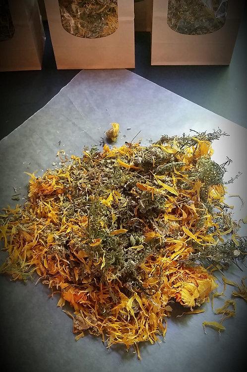 Healing Herbal Sitz Bath