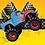 """Thumbnail: Skirt - Monster truck 29""""x96"""""""